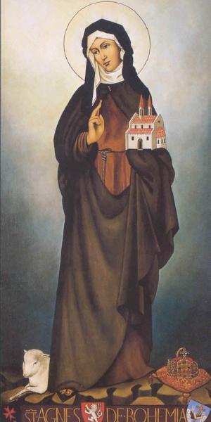 Agnès de Bohème