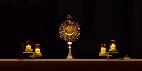 Premier lundi du mois: prière à la chapelle de 7 h à 8h par les Marguerites