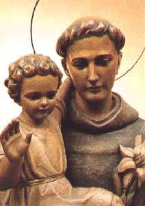 Reliques de St Antoine - Lac Bouchette